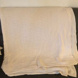 Other - Extra long thermal cotton blanket